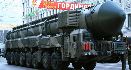 Nuclear Weapons New Russian 65