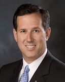 Former Senator Rick Santorum