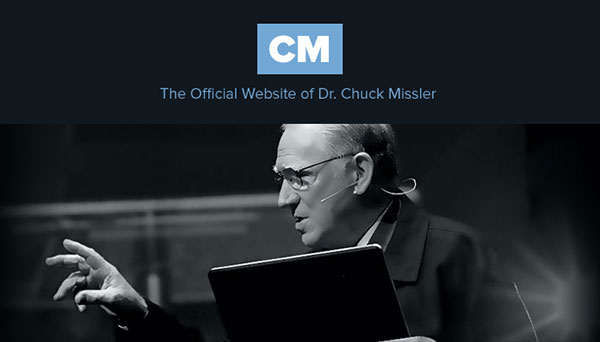 Chuck Missler�s Official Website