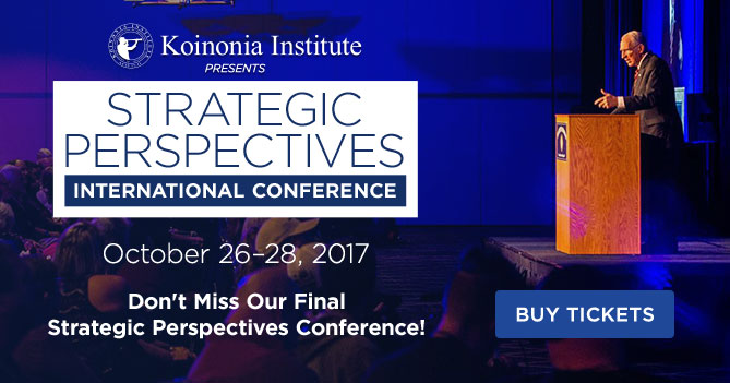 Strategic Perspectives Conference 2017