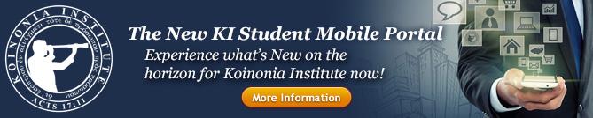 KI Mobile Portal Banner