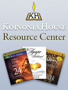 Visit the Koinonia House Online Store