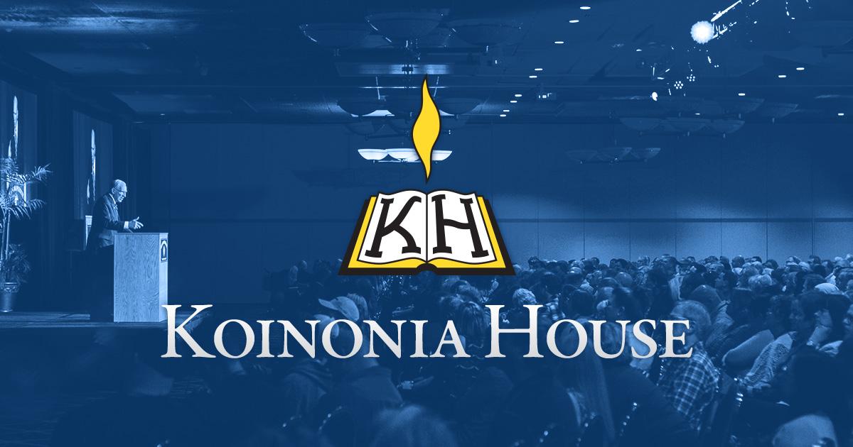 eNews Updates - Koinonia House